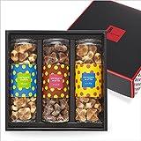 ギフト コロコロワッフル 3本セット 1箱 ( 3種 詰め合わせ ) クッキー ( プレーン メープル ショコラ )