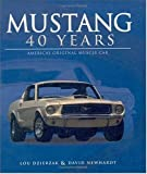 img - for Mustang 40 Years book / textbook / text book