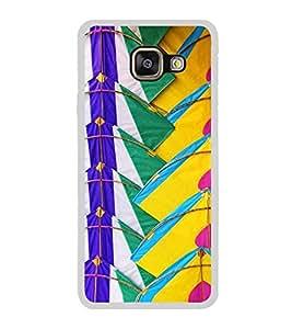 Kites 2D Hard Polycarbonate Designer Back Case Cover for Samsung Galaxy A5 (2016) :: Samsung Galaxy A5 2016 Duos :: Samsung Galaxy A5 2016 A510F A510M A510FD A5100 A510Y :: Samsung Galaxy A5 A510 2016 Edition