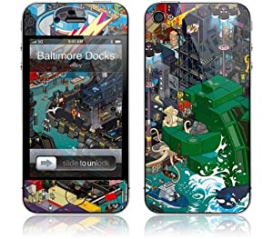 Gelaskins Gelaskins Protective Skin For Iphone 4 - Baltimore Docks