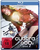 DVD Cover 'Cyborg 009 - The End of the Beginning (Uncut) [Blu-ray]