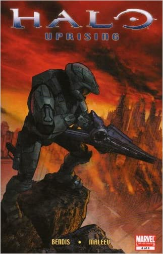 Halo Uprising #4 (of 4)