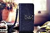 Kate spade(ケイトスペード) iPhone ケース・カバー レザー 革 手帳型 カード入れ 横置き アイフォン 用 財布型 カバー iphone7 [並行輸入品]