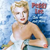 echange, troc Peggy Lee - The Hits And More...