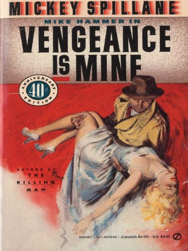 Vengeance Mine Mike Hammer ebook