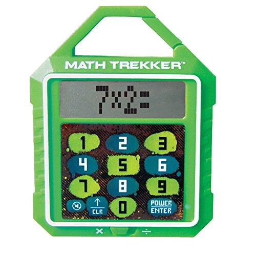 Educational Insights Math Trekker Multi-Div Single Unit