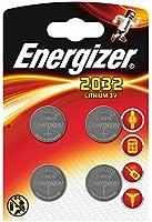 ENERGIZER Blister de 4 Piles Lithium CR 2032 Maxi
