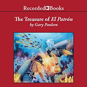 The Treasure of El Patrón Audiobook