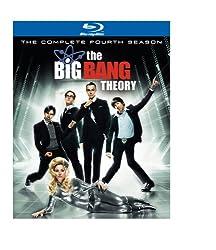 The Big Bang Theory: The Complete Fourth Season [Blu-ray]