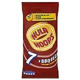 Hula Hoops BBQ Beef Multipack 7 x 24g