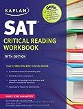 img - for By Kaplan Kaplan SAT Critical Reading Workbook (Kaplan Test Prep) (5th Edition) book / textbook / text book