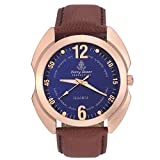 Ferry Rozer Blue Dial Analog Watch