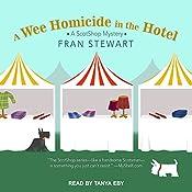 A Wee Homicide in the Hotel: ScotShop Mystery Series, Book 3 | Fran Stewart