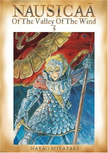 Nausicaa of the Valley of the Wind 3  (Nausicaa of the Valleyof the Wind)Hayao Miyazaki