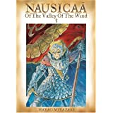 Nausicaa of the Valley of the Wind volume 3by Hayao Miyazaki