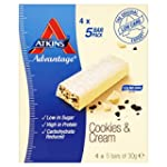 Advantage Atkins Cookies and Cream (4...