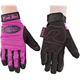The Original Pink Box PBGM Multi-Purpose Gloves, Pink, Medium