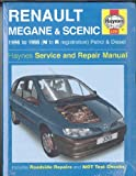 Renault Megane Service and Repair Manual (Haynes Service and Repair Manuals)