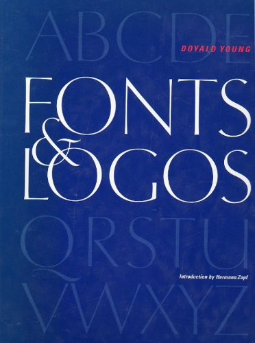 Fonts and Logos : Font Analysis, Logotype Design, Typography, Type Comparison