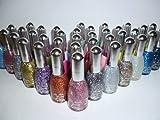 La Femme - Nail Polish - Shade 89 Techno Glitter