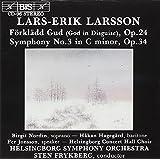 ラルソン:抒情組曲「見せ掛けの神」 [Import](Larsson:Forkladd Gud; Symphony No.3)