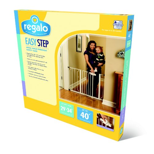 walk through baby gate