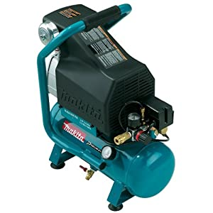 Makita MAC700 Big Bore 2.0 HP Air Compressor,Makita,MAC700,MKTRMAC700-R-AMZ