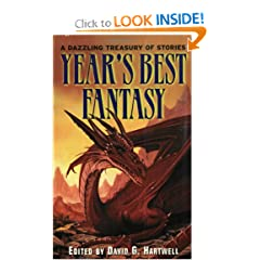 Year's Best Fantasy by David G. Hartwell and Kathryn Cramer