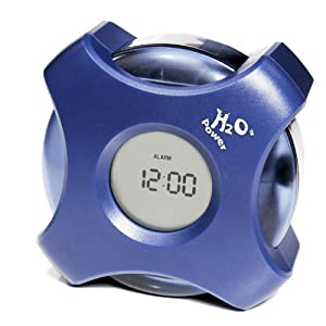 Tango Group H2O Water Powered Multifunction Clock II