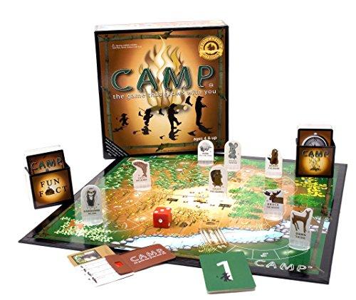 Camp Board Game (Education Board Games compare prices)