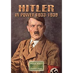 Hitler In Power 1933-1939