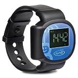 LOK8U NUM8-BLACK Child Locator GPS Watch