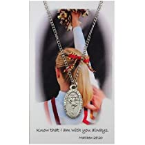 Rembrandt Sterling Silver Chocolate Box Charm on a Sterling Silver Rope Chain Necklace