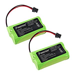 Eforcity Eforcity 2 Pack Bt1007 Compatible With Uniden Home Cordless Phone Battery