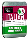 Italian: Magnetic Poetry Kit (Italian Edition)