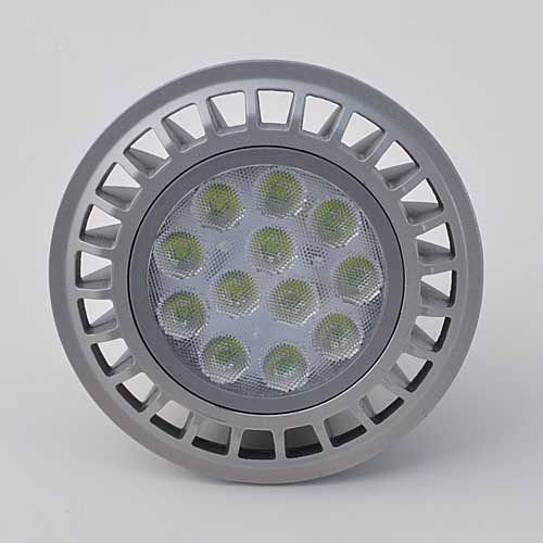 Ledwholesalers 16 Watt Non Dimmable Par38 Spot Light E26 Base 110 Volt,White 5000K, 1336Wh