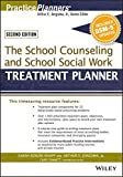 img - for By Sarah Edison Knapp The School Counseling and School Social Work Treatment Planner, with DSM-5 Updates, 2nd Edition (Pra (3rd Edition) [Paperback] book / textbook / text book