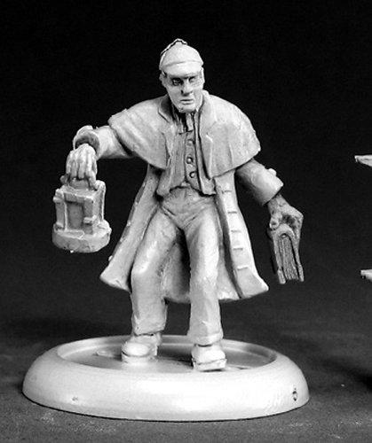 Reaper Miniatures 50059 Sherlock Holmes