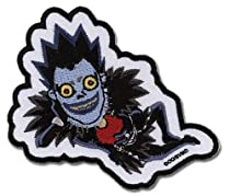 Death Note: Chibi Ryuk with Apple Anime Patch