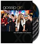 Cover art for  Gossip Girl: The Complete First Season