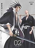 BLEACH 護廷十三隊侵軍篇 DVD 02巻 3/21発売