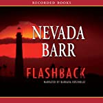 Flashback (       UNABRIDGED) by Nevada Barr Narrated by Barbara Rosenblat