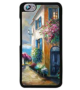Droit Customised Designer Back Covers for Micromax Canvas Fire4 A107 By Droit store.