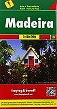 Carte routi�re : Madeira