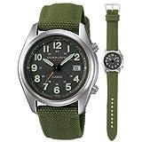 [カシオ]CASIO 腕時計 OVERLAND オーバーランド ソーラー電波時計 OVW-100BJ-3AJF メンズ