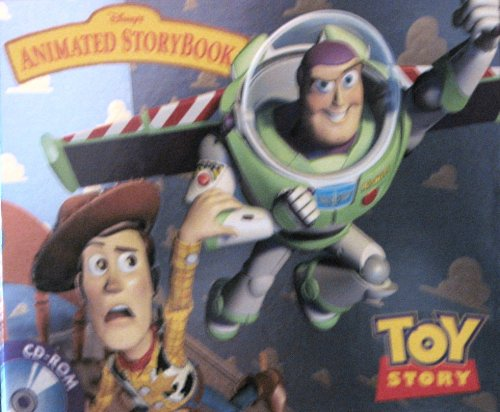 Toy Story ~ Disney Animated Story Book ~ Interactive CD