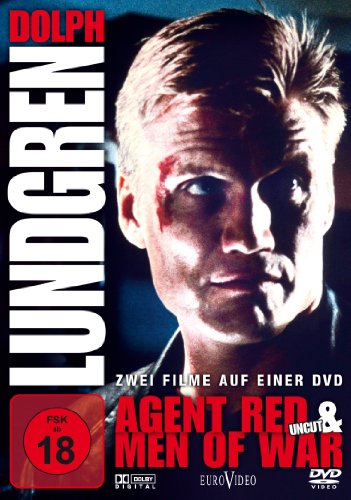 Agent Red / Men of War [2 DVDs]