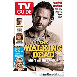Amazon.com: TV Guide Magazine: TV Guide Magazine LLC: Kindle Store