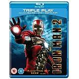 Iron Man 2 - Triple Play (Blu-ray + DVD + Digital Copy) [2010]by Robert Downey Jr.