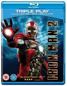 Iron Man 2 - Triple Play (Blu-ray + DVD + Digital Copy) [2010]